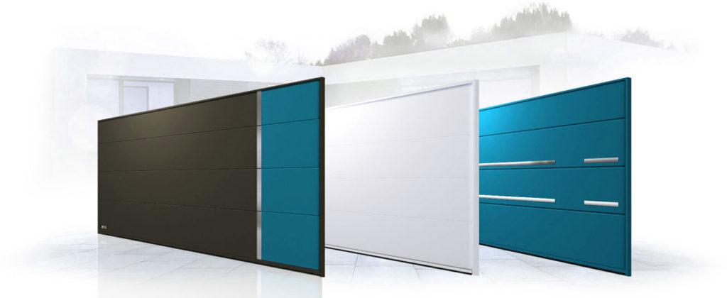 porte de garage pas cher et design en alsace par optifen. Black Bedroom Furniture Sets. Home Design Ideas